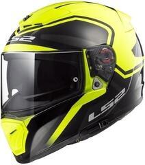 LS2 FF390 Breaker Bold Black H-V Yellow L