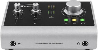 Audient iD14 Audio Interface with ScrollControl