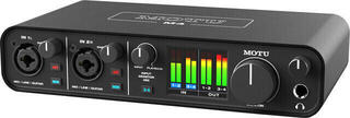Motu M4 4-Channel USB C Audio Interface
