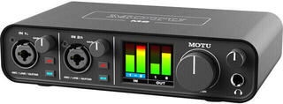 Motu M2 2-Channel USB C Audio Interface