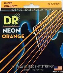 DR Strings NOE7-10 Orange