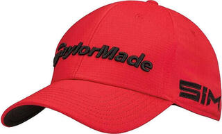 Taylormade Tour Lite-Tech Cap Red 2020