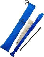 Suzuki Music SRE-80 Soprano Recorder Blue