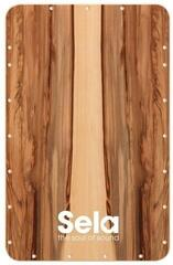Sela Satin Nut Playing Surface