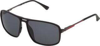 Fila SF9329 Black/Red/Black