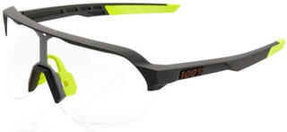 100% S2 Soft Tact Cool Grey / Photochromic Lens