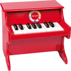 Janod Confetti Red Piano