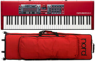 NORD Electro 6 HP Bag SET 2