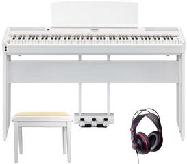 Yamaha P-515WH Deluxe Set