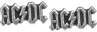 AC/DC Logo Stud Earrings