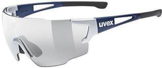 UVEX Sportstyle 804 V Silver Blue Metallic