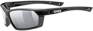 UVEX Sportstyle 225 Black Polarized