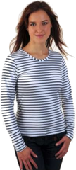 Sailor Women's Breton T- Shirt Svetlana M