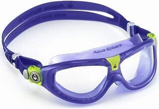 Aqua Sphere Seal Kid 2 Clear Lens Violet