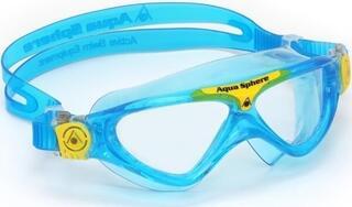 Aqua Sphere Vista Junior Clear Lens Aqua/Yellow