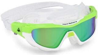 Aqua Sphere Vista Pro Mirrored Lens Lime/White