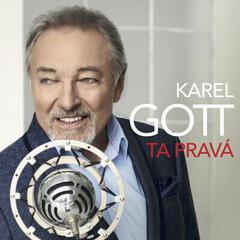 Karel Gott Ta pravá (Vinyl LP)
