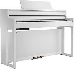 Roland HP 704 Fehér Digitális zongora