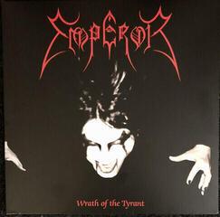 Emperor Wrath Of The Tyrant (Ultra Clear Black/Red Splatter) (Vinyl LP)