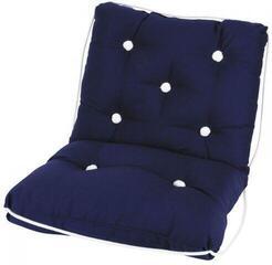Talamex Cushion Kapok Blue Double