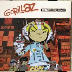 Gorillaz RSD - G-Sides (Black Vinyl) (2 LP)