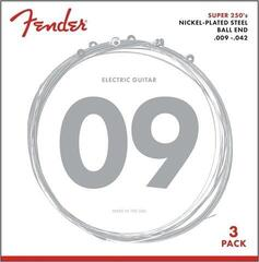 Fender Super Nickel Plated Steel Strings 250L