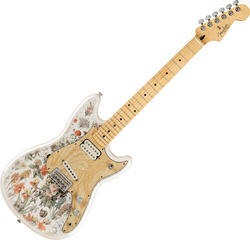 Fender Shawn Mendes Musicmaster Maple Floral