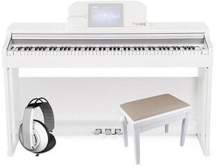 Smart piano Smart Piano - Classic White SET