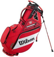 Wilson Staff Exo Stand Bag Tour Red