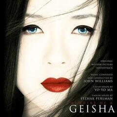 John Williams Memoirs of Geisha Original Soundtrack (White Coloured) (2 LP)