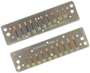 Suzuki Music RP-M-20 Reed Plates for Manji and Olive C