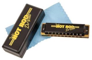 Fender Hot Rod DeVille Harmonica Key of A