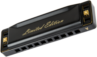 Fender Lee Oskar Limited Edition Harmonica C