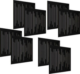 Vicoustic Wavewood Ultra Lite Black Matte