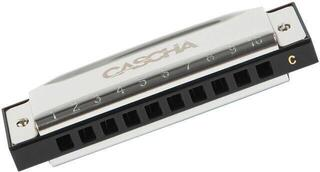 Cascha Blues Harmonica in C Diatonic