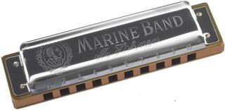 Hohner Marine Band Harmonica 1896/20 G