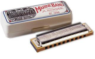 Hohner Marine Band 1896 Classic Ab