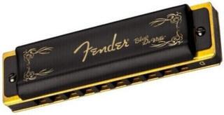 Fender Blues Deville Harmonica D