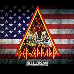 Def Leppard Hits Vegas (Box Set)