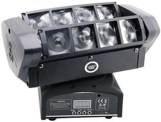 Light4Me Spider Head LED Moving Head