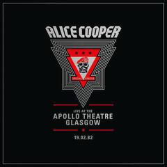 Alice Cooper RSD - Live From The Apollo Theatre Glasgow, Feb 19, 1982 (Vinyl LP)