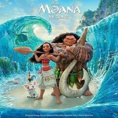 Disney Moana OST (Viny LP)