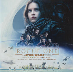 Star Wars Rogue One: A Star Wars Story (2 LP)