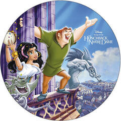 Disney Songs From The Hunchback Of The Nothre Dame OST (Picture Disc) (Vinyl LP)