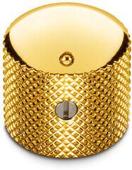 Schaller Dome knob Gold