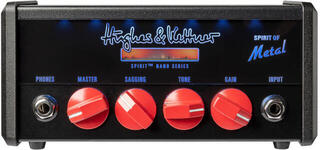 Hughes & Kettner Spirit Nano Head - Spirit of Metal