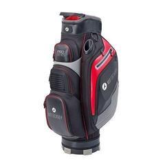 Motocaddy Pro Series Cart Bag Black/Red 2020