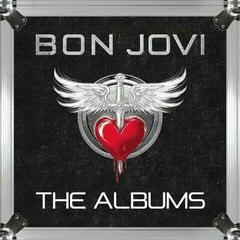 Bon Jovi The Albums (25 LP) (Box Set)