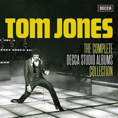 Tom Jones The Complete Decca Studio Albums (CD Set)