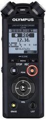 Olympus LS-P4 Linear PCM Recorder Black